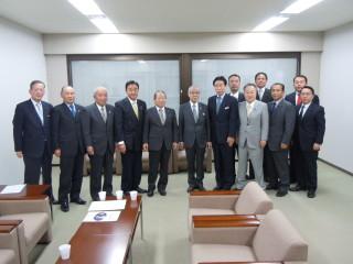 2013年12月20日仮称川口北警察署新設要望活動